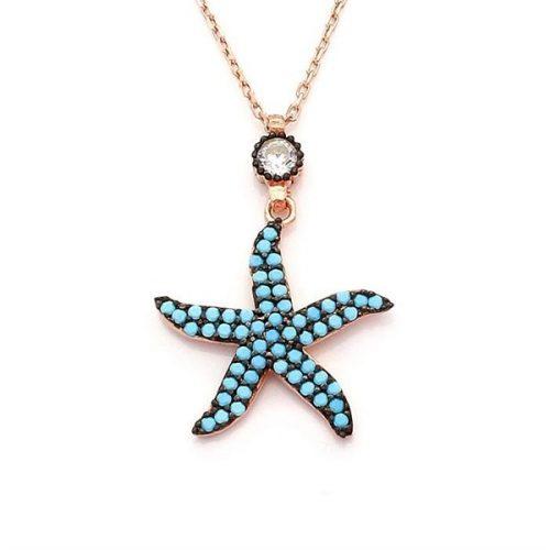 Deniz Yıldızı Kolye